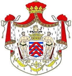 Wappen der Famlie de ka Rochefoucauld, Quelle: Wikipedia