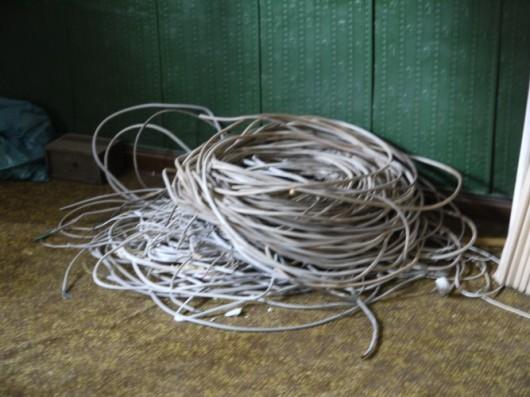 Nachtspeicher Kabel