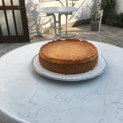 Mohn-Rahmkuchen
