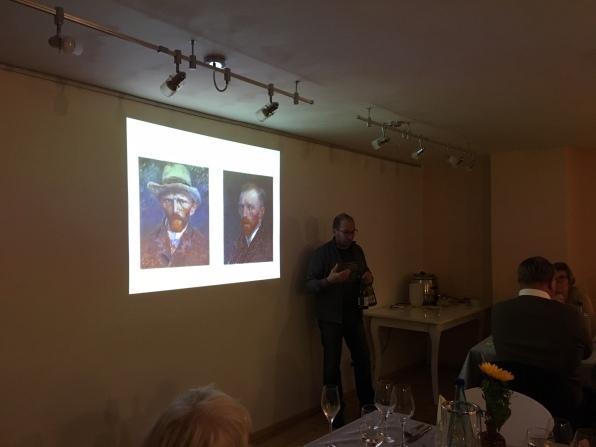 Peter und van Gogh