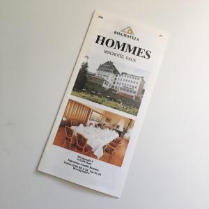 Hotelprospekt